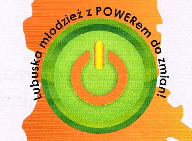 """Ilustracja do informacji: Zapraszamy do uczestnictwa w projekcie """"Lubuska młodzież z POWERem do zmian"""""""