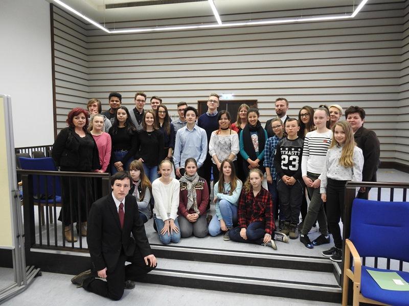 Ilustracja do informacji: Wizyta Młodzieżowej Rady Miejskiej w Berlinie