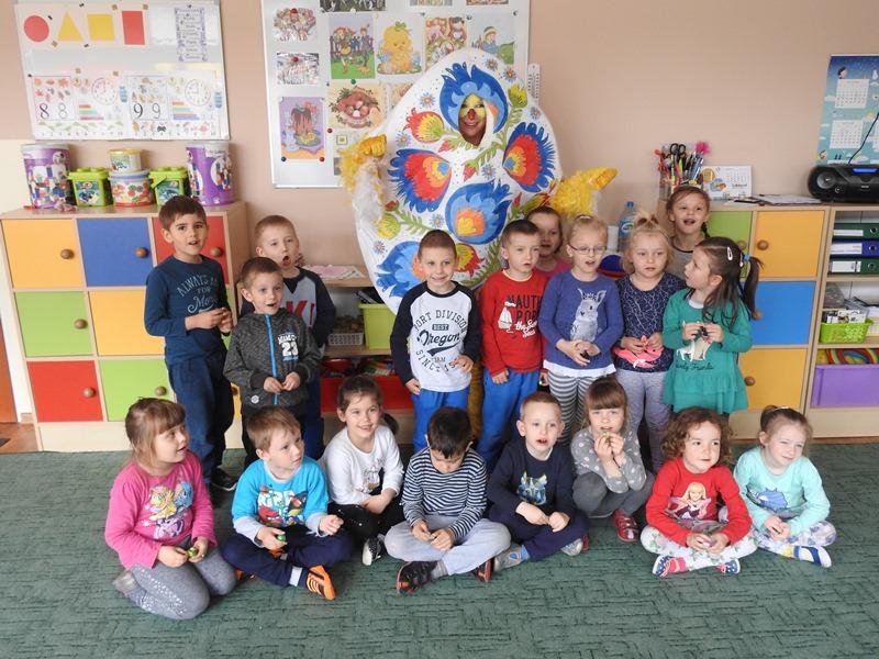 Ilustracja do informacji: Burmistrz z wizytą u przedszkolaków