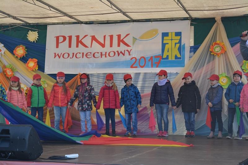 Ilustracja do informacji: Jubileuszowy Piknik Wojciechowy