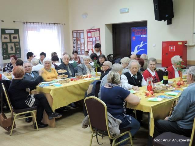 Ilustracja do informacji: Uroczyste spotkanie osadników z gminy Międzyrzecz