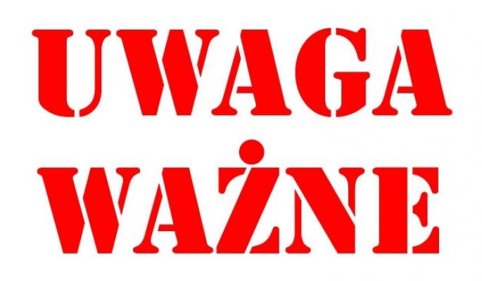 Ilustracja do informacji: UWAGA! Pilna informacja dla rolników