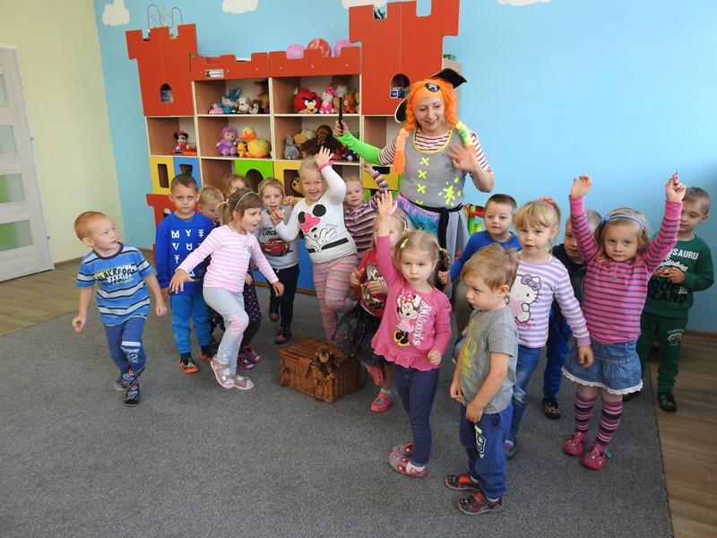Ilustracja do informacji: Dzień Przedszkolaka w Międzyrzeczu