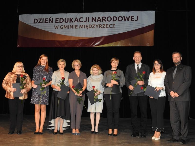Ilustracja do informacji: Dzień Edukacji Narodowej w gminie Międzyrzecz