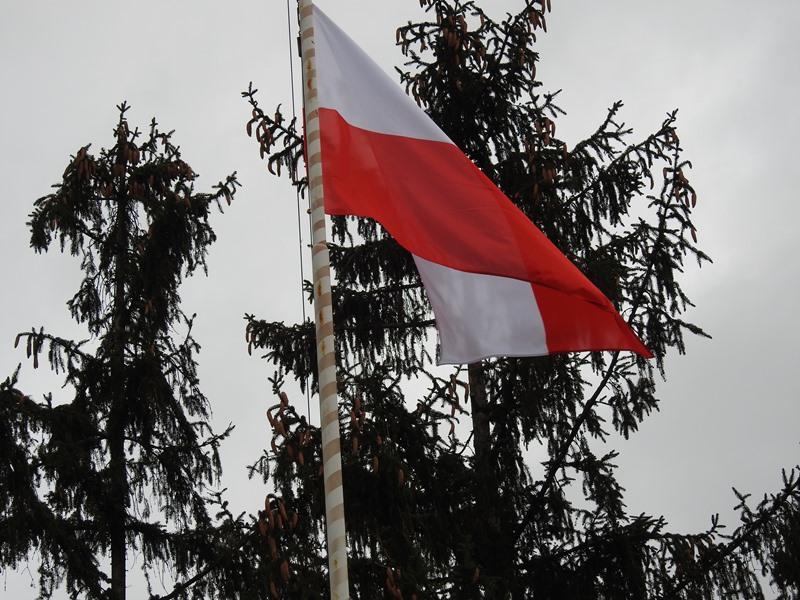 Ilustracja do informacji: Święto Niepodległości w Międzyrzeczu
