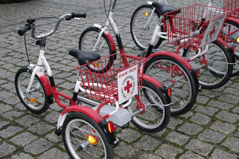 Ilustracja do informacji: Nowe rowery pod choinkę