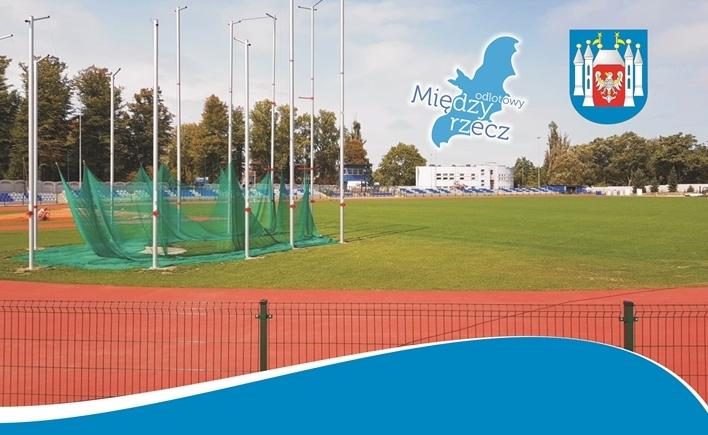 Ilustracja do informacji: Zapraszamy na uroczyste otwarcie Stadionu Miejskiego
