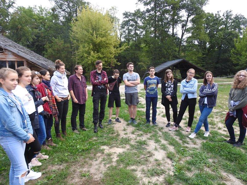 Ilustracja do informacji: Młodzieżowa Rada Miejska z Berlina odwiedziła Międzyrzecz