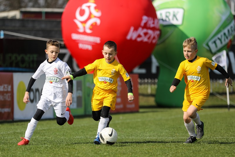 Ilustracja do informacji: To oni staną przed szansą zagrania na PGE Narodowym. Oto najlepsi młodzi piłkarze i piłkarki województwa lubuskiego!