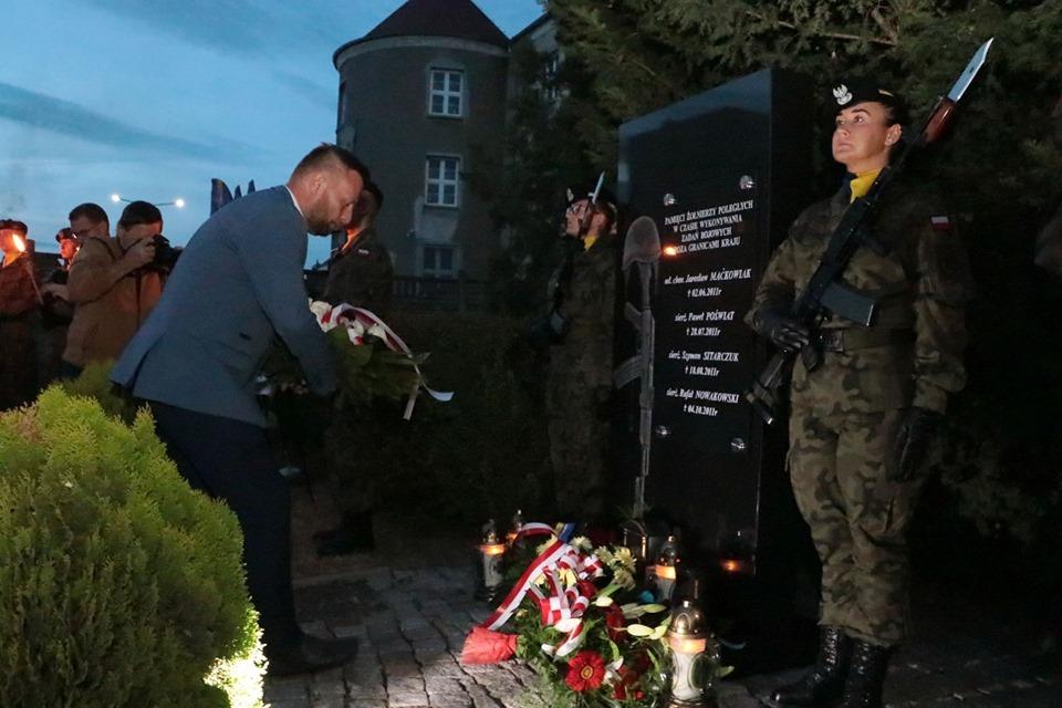 Ilustracja do informacji: W Międzyrzeczu rozpoczęło się Święto Brygady