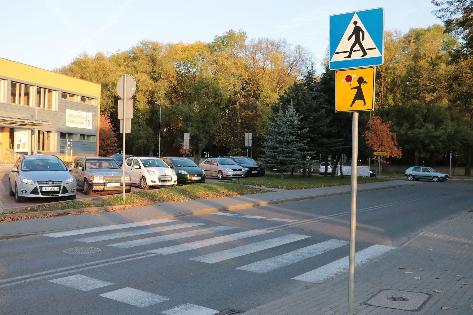 Ilustracja do informacji: Siedem przejść dla pieszych zostanie oświetlonych