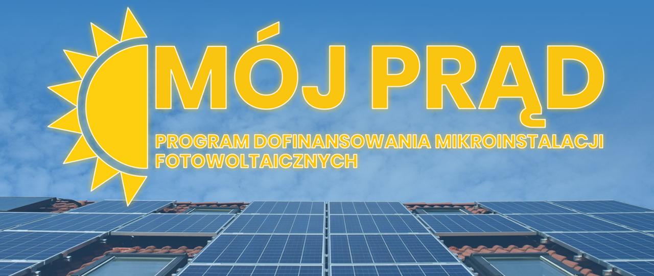 """Ilustracja do informacji: Informacje o programie """"Mój Prąd"""""""
