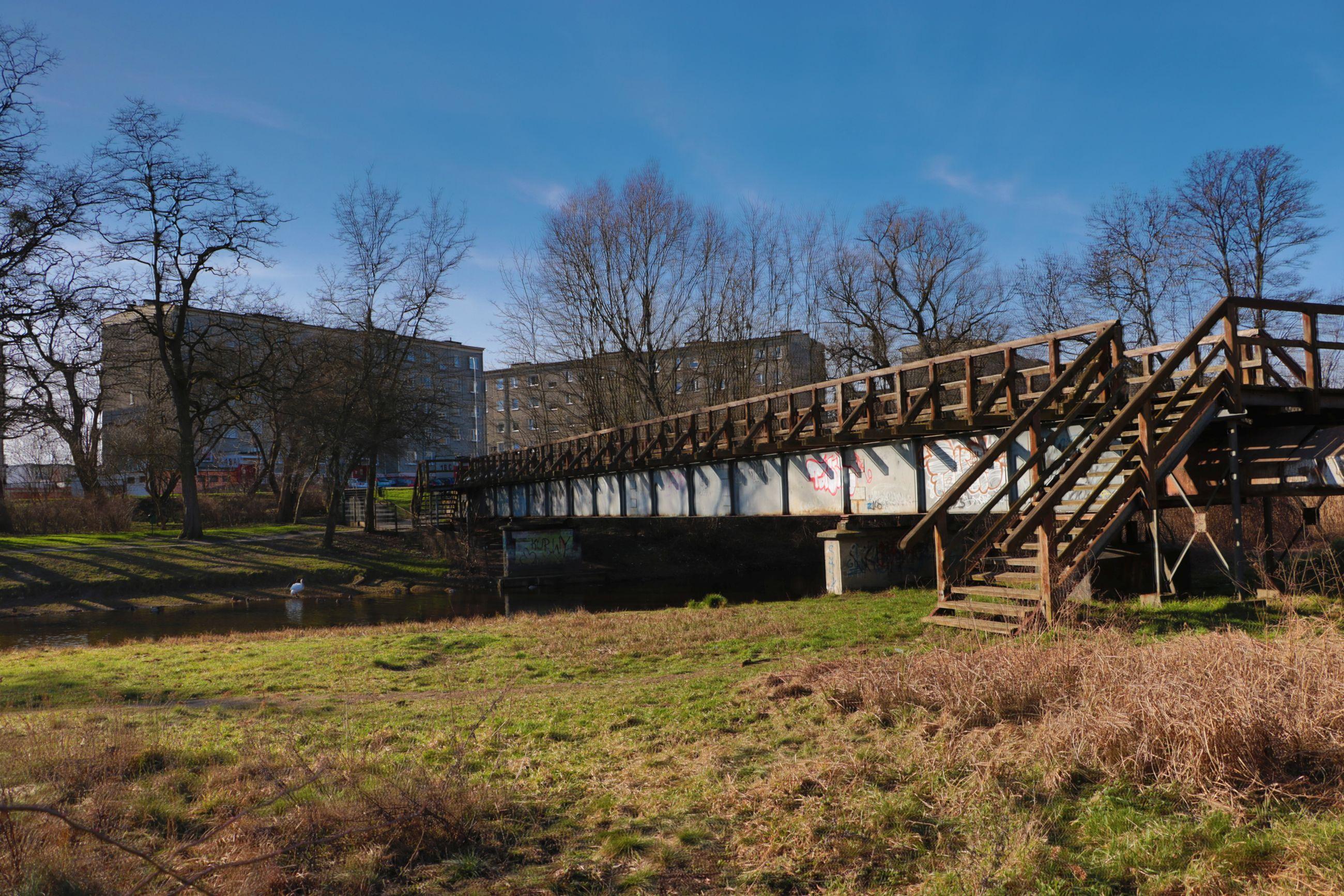 Ilustracja do informacji: Biały Most doczeka się gruntownego liftingu