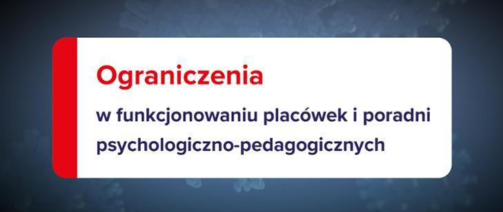 Ilustracja do informacji: Koronawirus: Ministerstwo Edukacji zaostrza przepisy