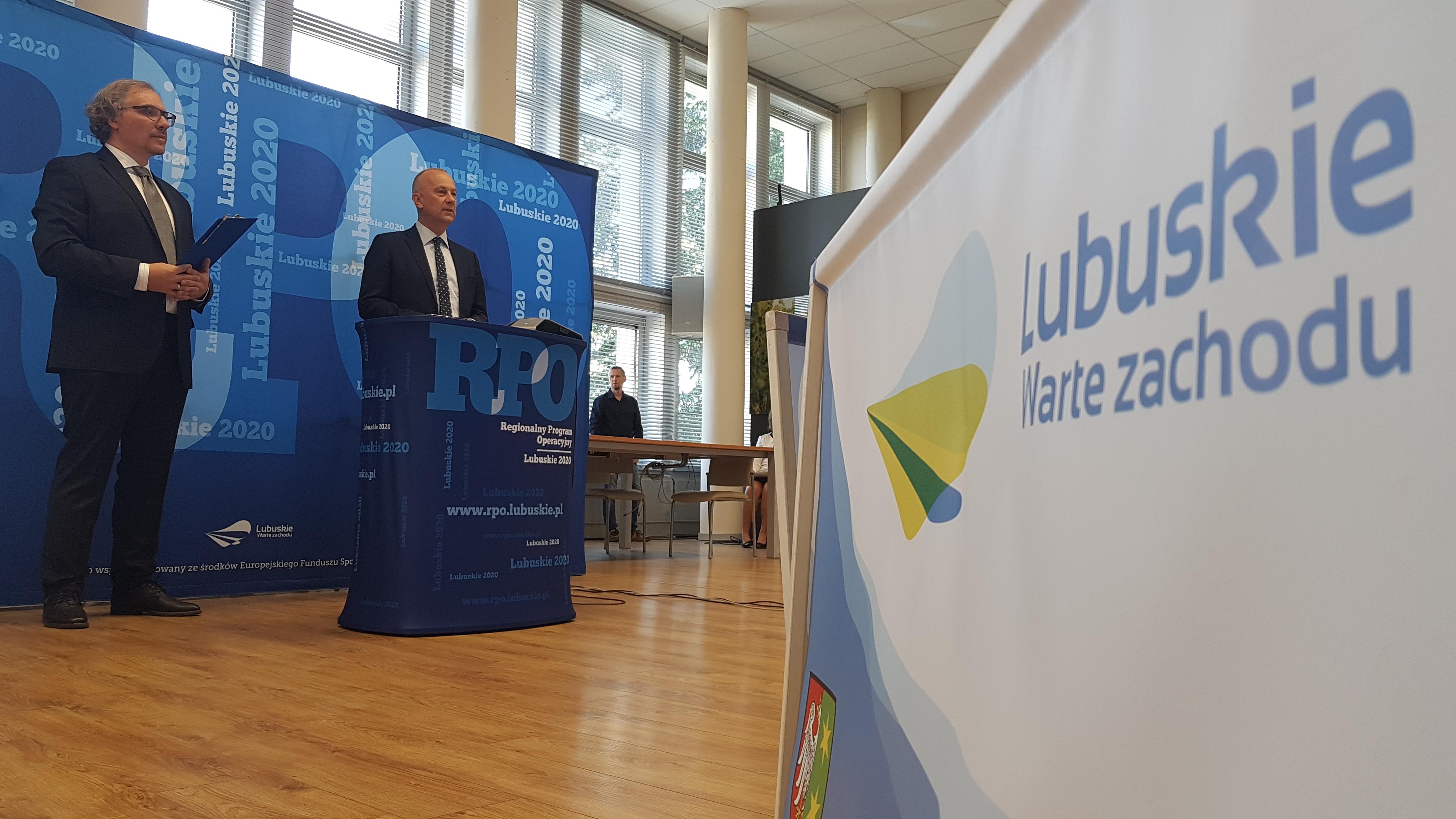 """Ilustracja do informacji: Projekt """"Lubuski e-Urząd II"""""""