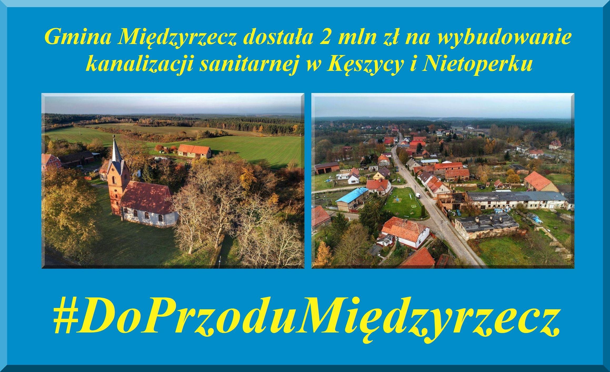 Ilustracja do informacji: Kolejna dotacja dla gminy Międzyrzecz