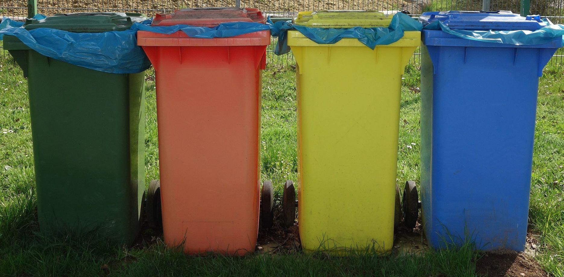 Ilustracja do informacji: Harmonogram wywozu odpadów komunalnych w 2021 r.