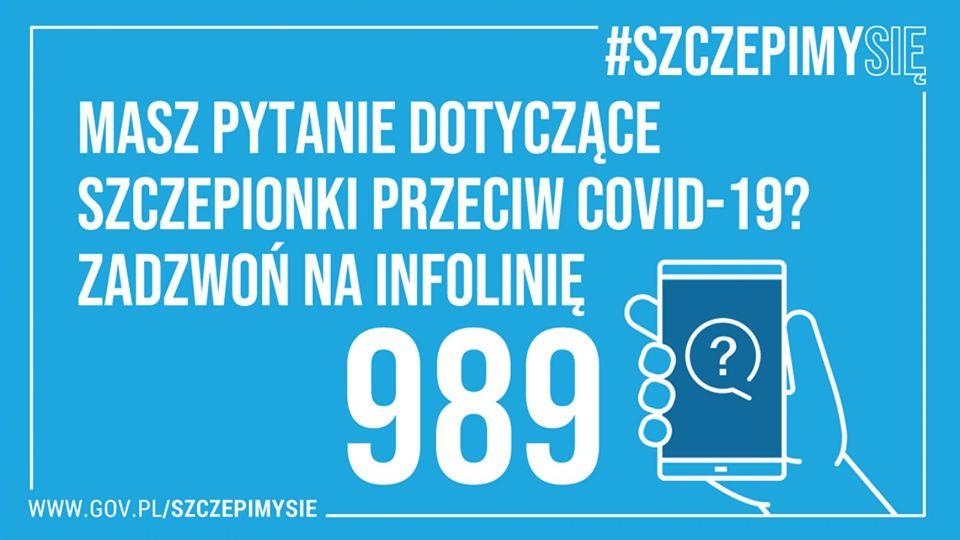 Ilustracja do informacji: Rozpoczęła się rejestracja osób zainteresowanych szczepieniami przeciw COVID-19