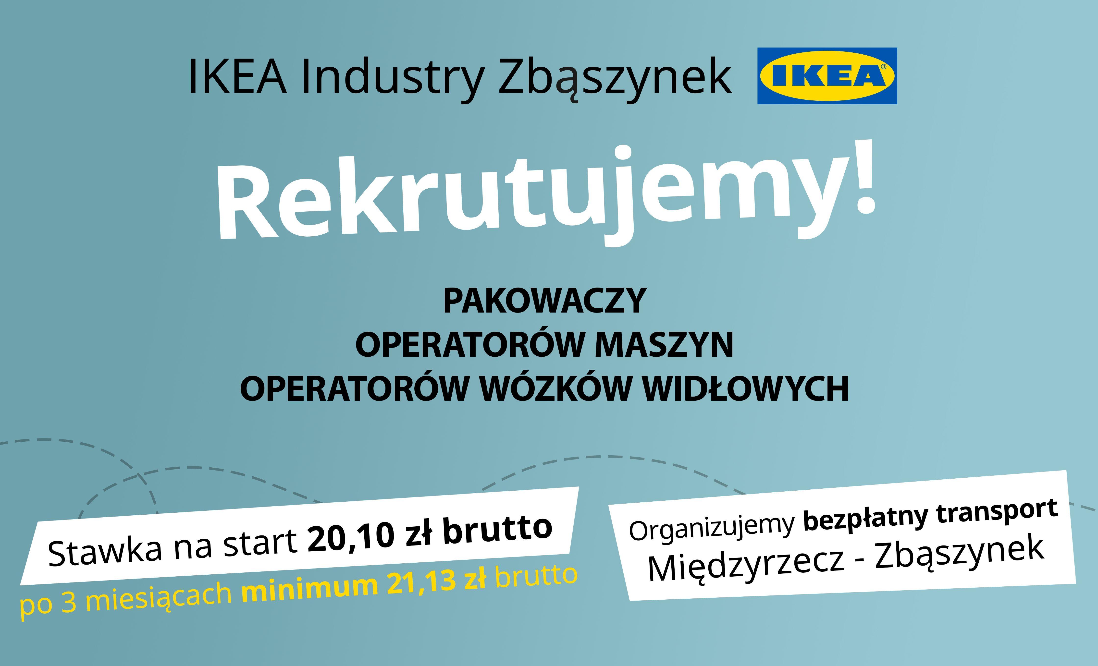Ilustracja do informacji: Spółka Ikea szuka pracowników
