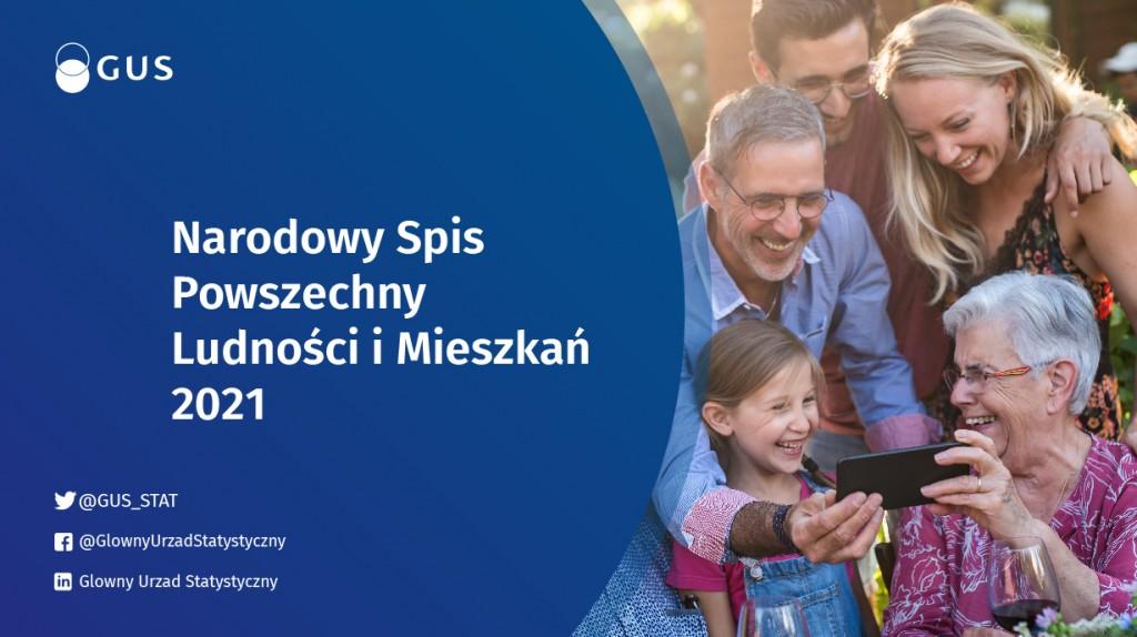 Ilustracja do informacji: Ogłoszenie otwartego i konkurencyjnego naboru kandydatów na rachmistrzów spisowych wykonujących czynności w ramach prac spisowych, związanych z przeprowadzeniem na terytorium Rzeczpospolitej Polskiej w 2021 r. spisu powszechnego NSP 2021