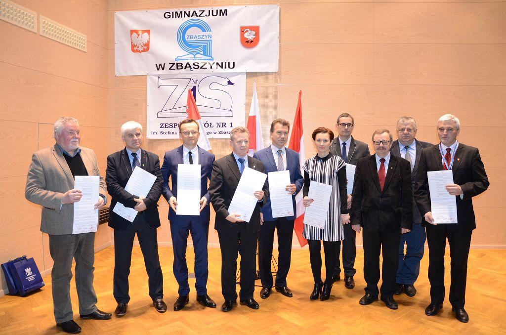 Ilustracja do informacji: Jezioro Błędno i Rzeka Obra w nowej perspektywie Unii Europejskiej 2014-2020