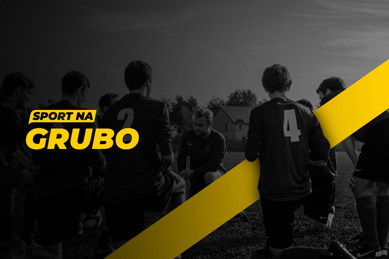 Ilustracja do informacji: Sport na Grubo - akcja społeczna skierowana do klubów sportowych