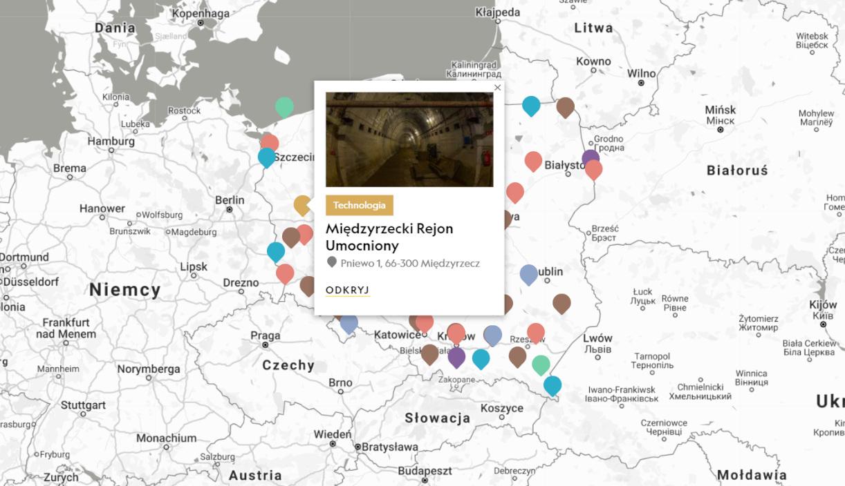 Ilustracja do informacji: Międzyrzeckie bunkry turystycznym przebojem woj. lubuskiego