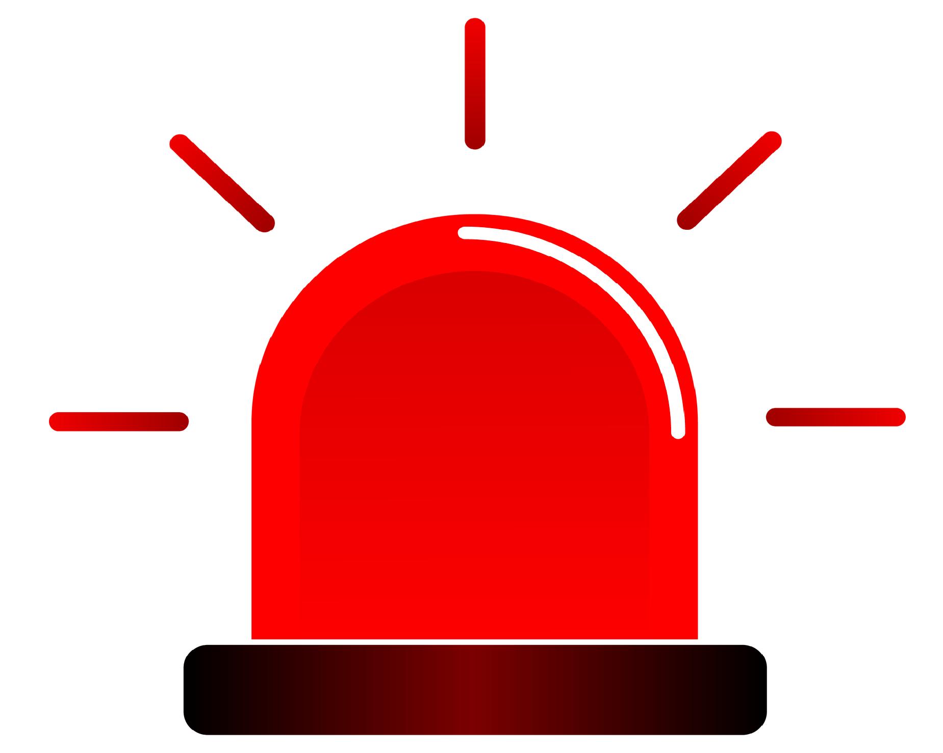 Ilustracja do informacji: Próba syren alarmowych