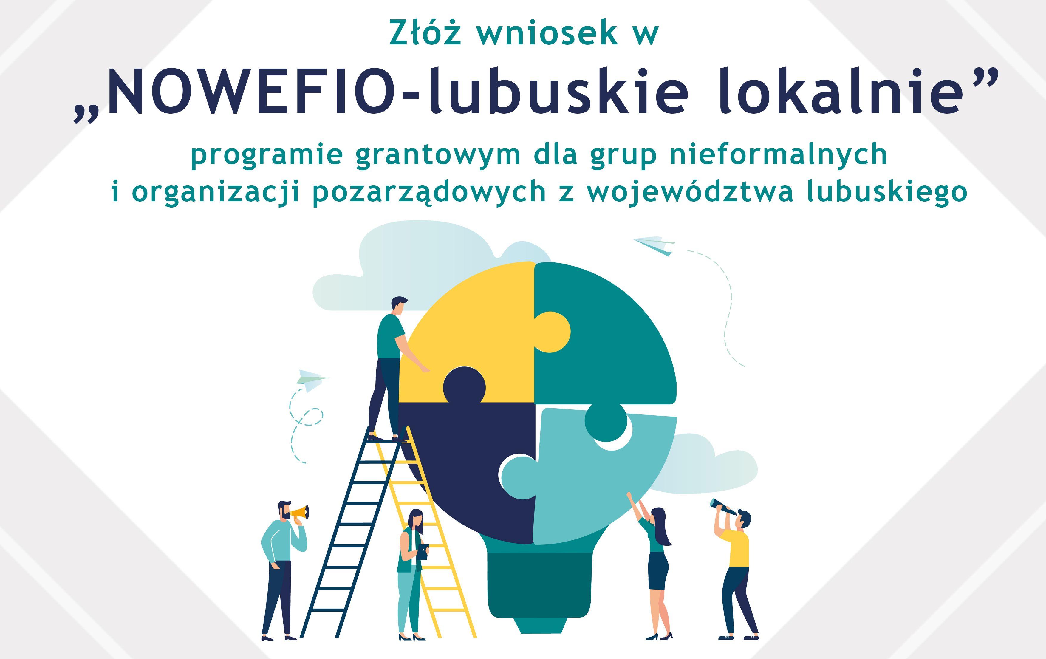 Ilustracja do informacji: Dotacje dla organizacji i grup nieformalnych