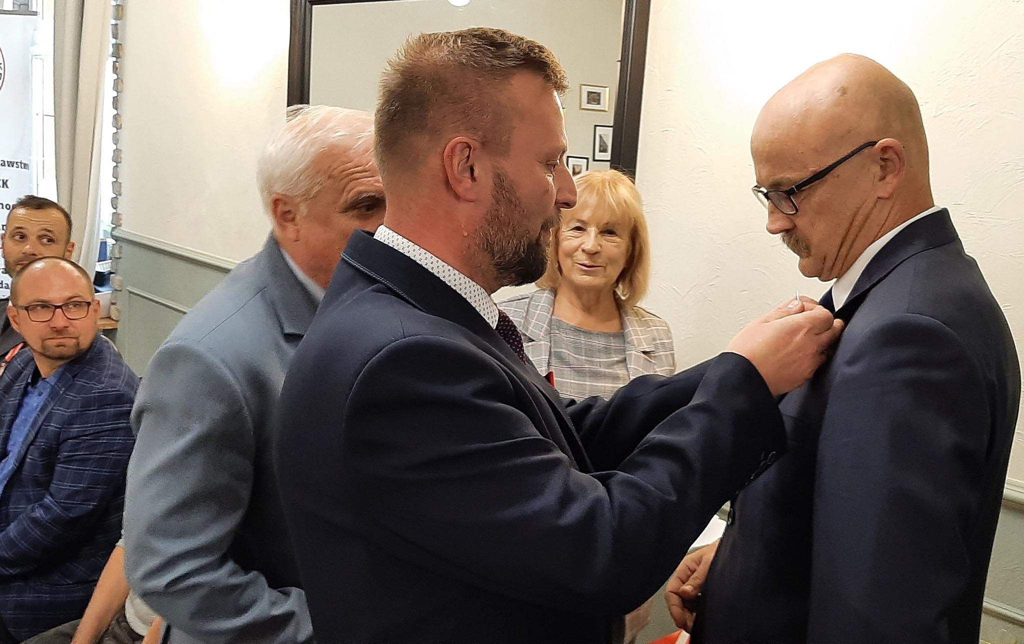 Ilustracja do informacji: Burmistrz podziękował krwiodawcom za dar życia