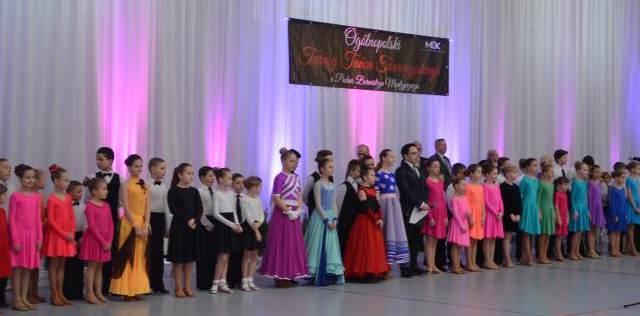 Ilustracja do informacji: Ogólnopolski Turniej Tańca Towarzyskiego o Puchar Burmistrza Międzyrzecza