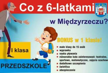 Ilustracja do informacji: Harmonogram spotkań z rodzicami sześciolatków