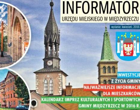 Ilustracja do informacji: Już jest kwietniowe wydanie Informatora