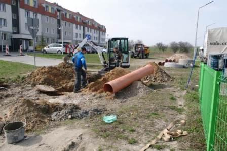 Ilustracja do informacji: Ruszyły kolejne inwestycje w gminie