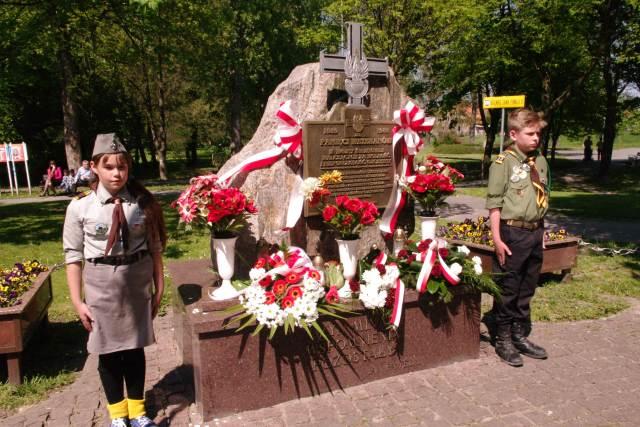 Ilustracja do informacji: Obchody Dnia Zwycięstwa w Międzyrzeczu
