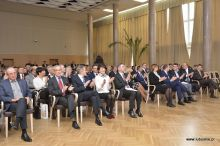 Miniatura zdjęcia: Lubuski Kongres Gospodarczy- firma ZPU Jońca z Międzyrzecza nagrodzona Diamentem Forbsa podczas Kongresu!
