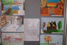 Miniatura zdjęcia: Wystawa w międzyrzeckim Ratuszu