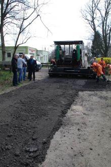 Miniatura zdjęcia: Ruszyły kolejne inwestycje w gminie