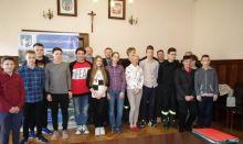 Miniatura zdjęcia: Turniej Wiedzy Pożarniczej w międzyrzeckim ratuszu