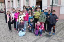 Miniatura zdjęcia: Gra miejska z okazji Dnia Patrona Szkoły Podstawowej nr 2