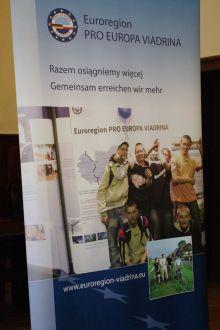 """Miniatura zdjęcia: Spotkanie stowarzyszenia """"Pro Europa Viadrina"""" w Międzyrzeczu"""