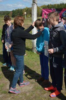 """Miniatura zdjęcia: Projekt edukacyjny ,,Moja przygoda z kompasem w lesie"""""""