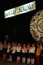 Miniatura zdjęcia: Pasowanie na ucznia klasy pierwszej 3