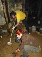 Miniatura zdjęcia: Akcja oczyszczania Grupy Warownej Schill 3