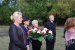 Miniatura zdjęcia: Odsłonięcie pomnika upamiętniającego cmentarz żydowski w Międzyrzeczu 4