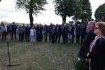 Miniatura zdjęcia: Odsłonięcie pomnika upamiętniającego cmentarz żydowski w Międzyrzeczu 5