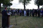 Miniatura zdjęcia: Odsłonięcie pomnika upamiętniającego cmentarz żydowski w Międzyrzeczu 6