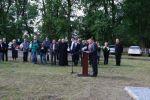 Miniatura zdjęcia: Odsłonięcie pomnika upamiętniającego cmentarz żydowski w Międzyrzeczu 7