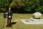 Miniatura zdjęcia: Odsłonięcie pomnika upamiętniającego cmentarz żydowski w Międzyrzeczu 8