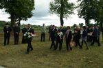Miniatura zdjęcia: Odsłonięcie pomnika upamiętniającego cmentarz żydowski w Międzyrzeczu 12